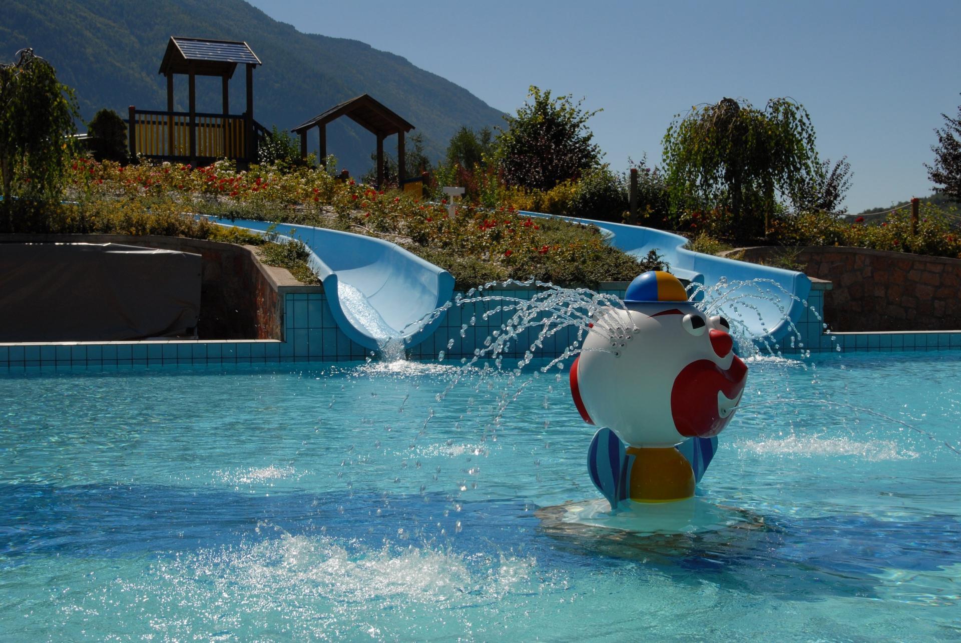 acqua park Molveno