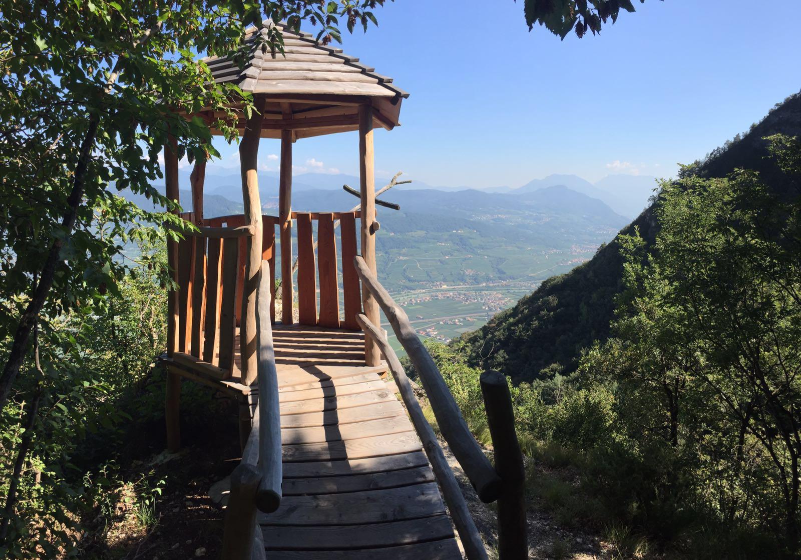 Albergo Miravalle Tre Facili Sentieri Pet Friendly A Fai